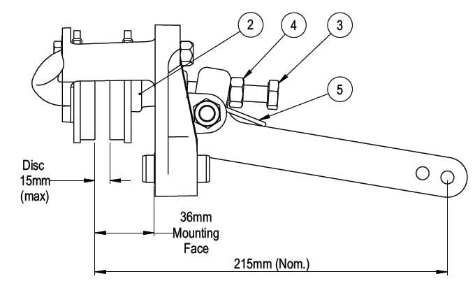 brake pads diagram al ko launches updated mechanical disc brake calipers al ko